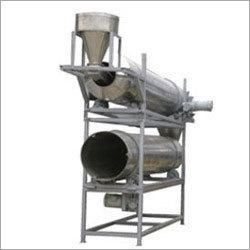 Semi Automatic Double Flavoring Roasting Machine