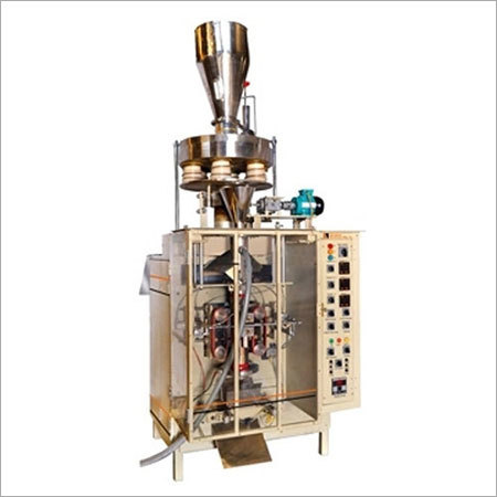 Semi Automatic Cup Filler Collar Type Machine