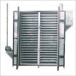 Electric Tray Dryer Machine