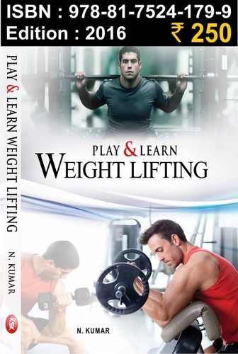 PLAY & LEARN weight lifting (2016 edition)
