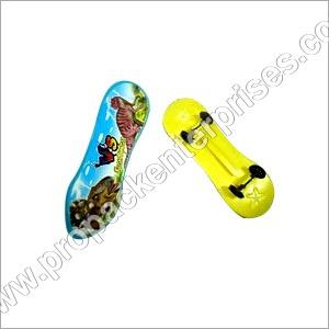 Toy Free Wheel Skate Board