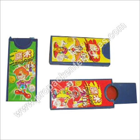 Magic Coin Game Toys