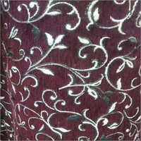Nylon Flocked Velvet Fabric