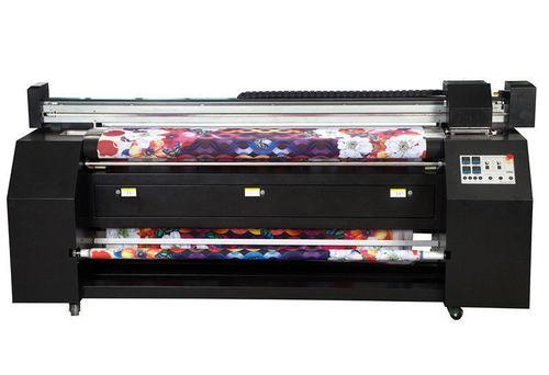 Cloth Printing Machine