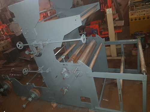 Semi Automatic Silver Plate Lamination Machine