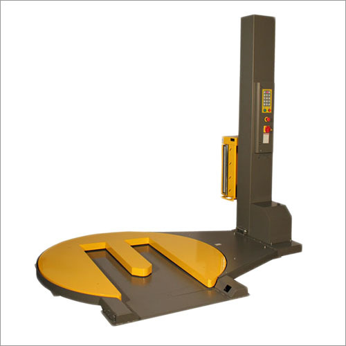 Horse Shoe Stretch Wrapping Machine