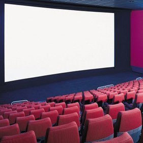 Auditorium Projection Screens