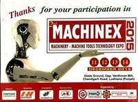 Machinex 2015-16