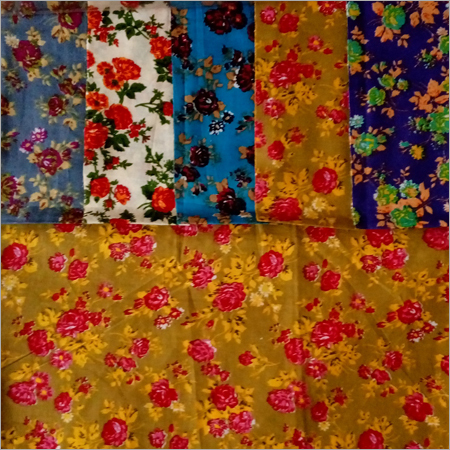 Cotton Fabric Liberty Sharbati