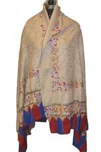 Pashmina Towel Kalamkari Shawl
