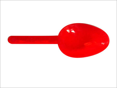 2.5ml Flat Plastic Spoon