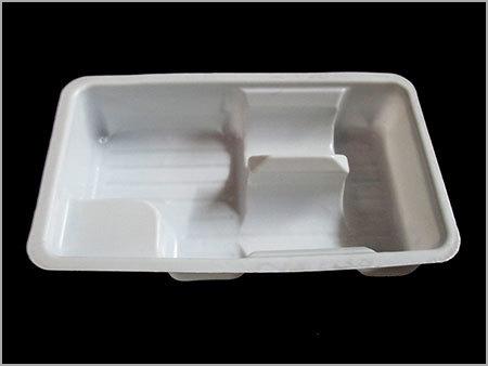 Plastic Combo Tray