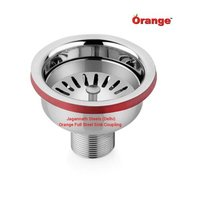Orange Full Steel Sink Coupling