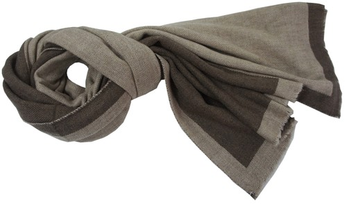 Double Face Scarves