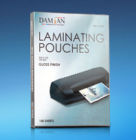 DAMIAN-LAMINATION FILM (225*310*125MIC.)