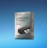 DAMIAN-LAMINATION FILM (70*100*125MIC.)