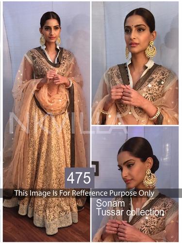 Fancy Designer Stylish Bollywood Party Wear Saree