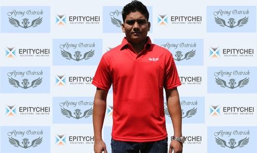 Polo Airtex Sports Jersey