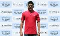 Polo with Doulbe Tipping Red
