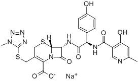 Cefpiramide sodium