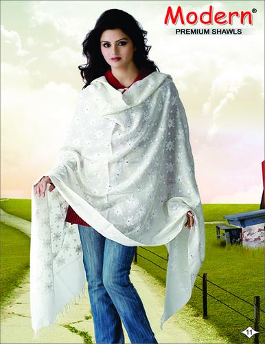 White Shawls