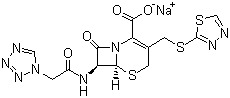 Ceftezole sodium