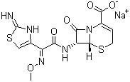 Ceftizoxime sodium