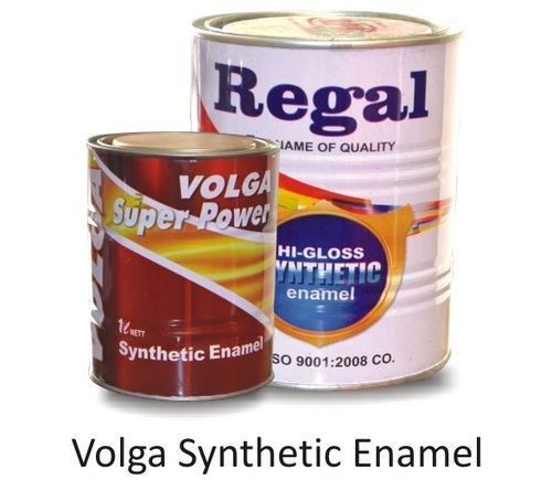 VOLGA SYNTHETIC ENAMEL PAINT