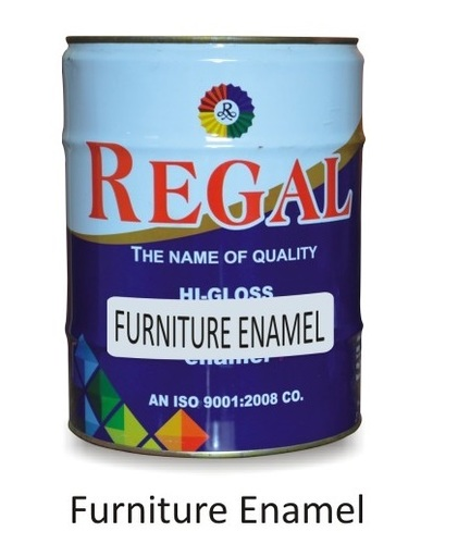 REGAL FURNITURE ENAMEL PAINT