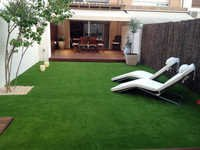 Artificial Grass Terrace