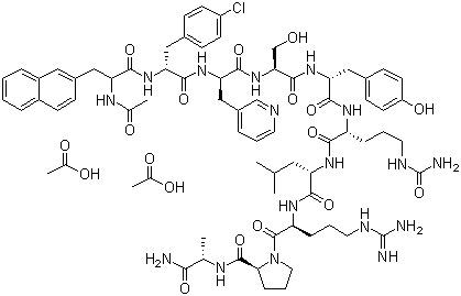 Cetrorelix acetate