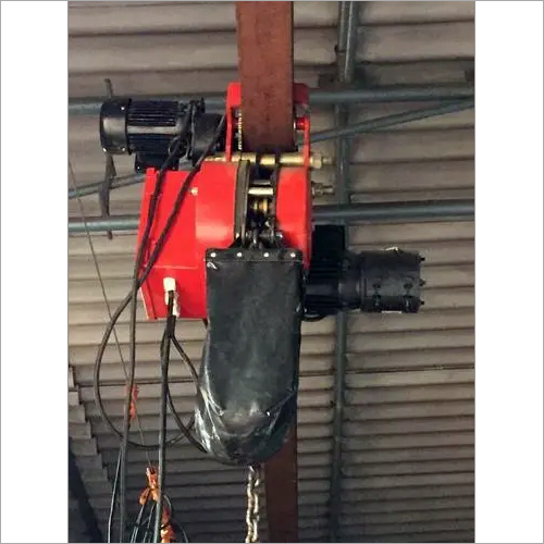 Motorized Chain Pulley Block