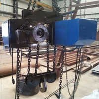 Short Head Room Monorail Hoist