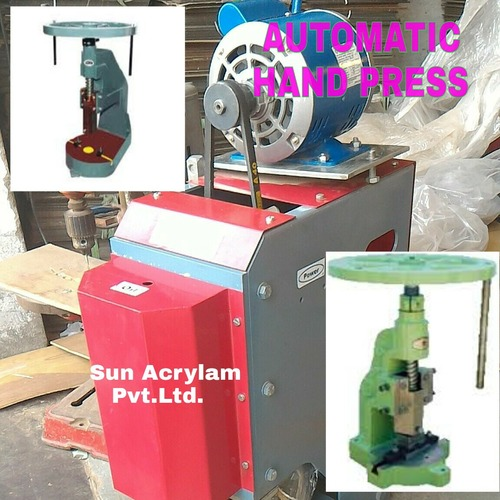 Automatic Hand Press Machine