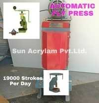 Automatic Fly Press