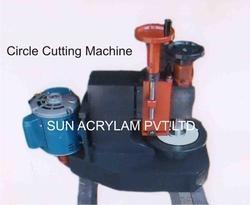 Acrylic CIrcle Cutting Machine