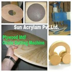 Plywood Circle Cutting Machine