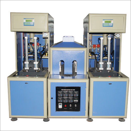 Pet Blowing Machine