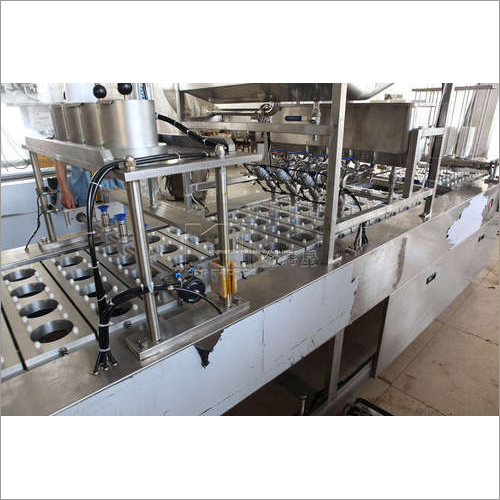 Cup Glass Filling Machine