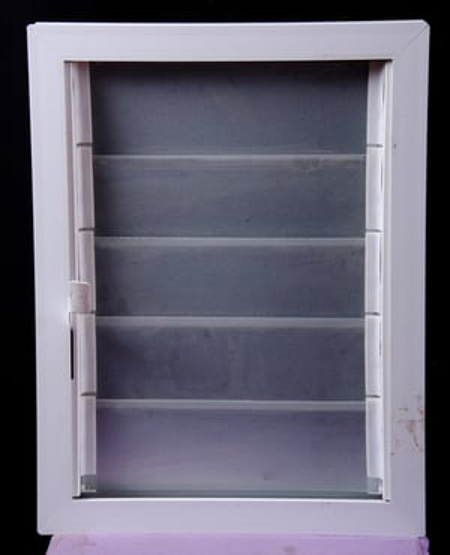 UPVC Louver Window