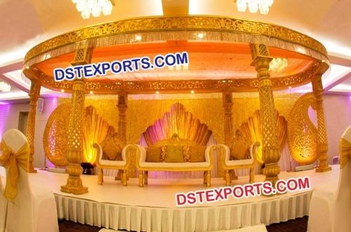 New Design Wedding Roshani Mandap
