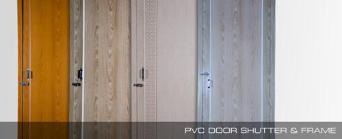 PVC Shutter Door