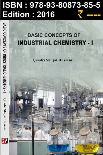 BASIC CONCEPTS OF INDUSTRIAL CHEMISTRY - I