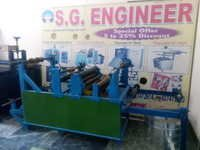 dona pattal silver lamination machine