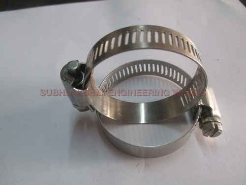 Industrial Hose Clamp