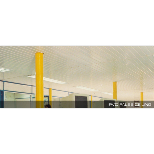 PVC Industrial False Ceiling