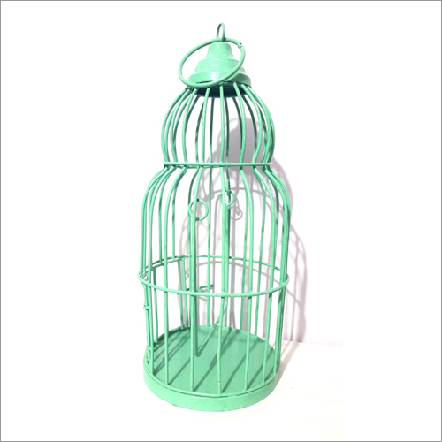 Hand Crafted Bird Cage