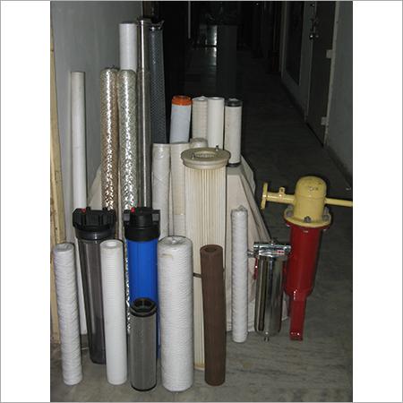Industrial Liquid Filters