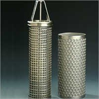 Basket Type Filter Element