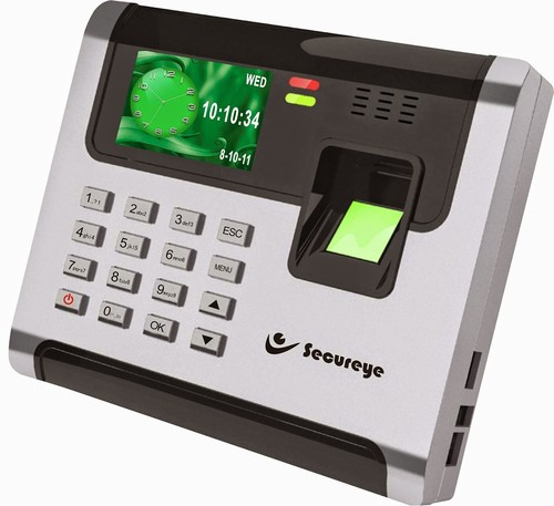 STANDALONE BIOMETRIC SYSTEM WITH ACCESS CONTROL